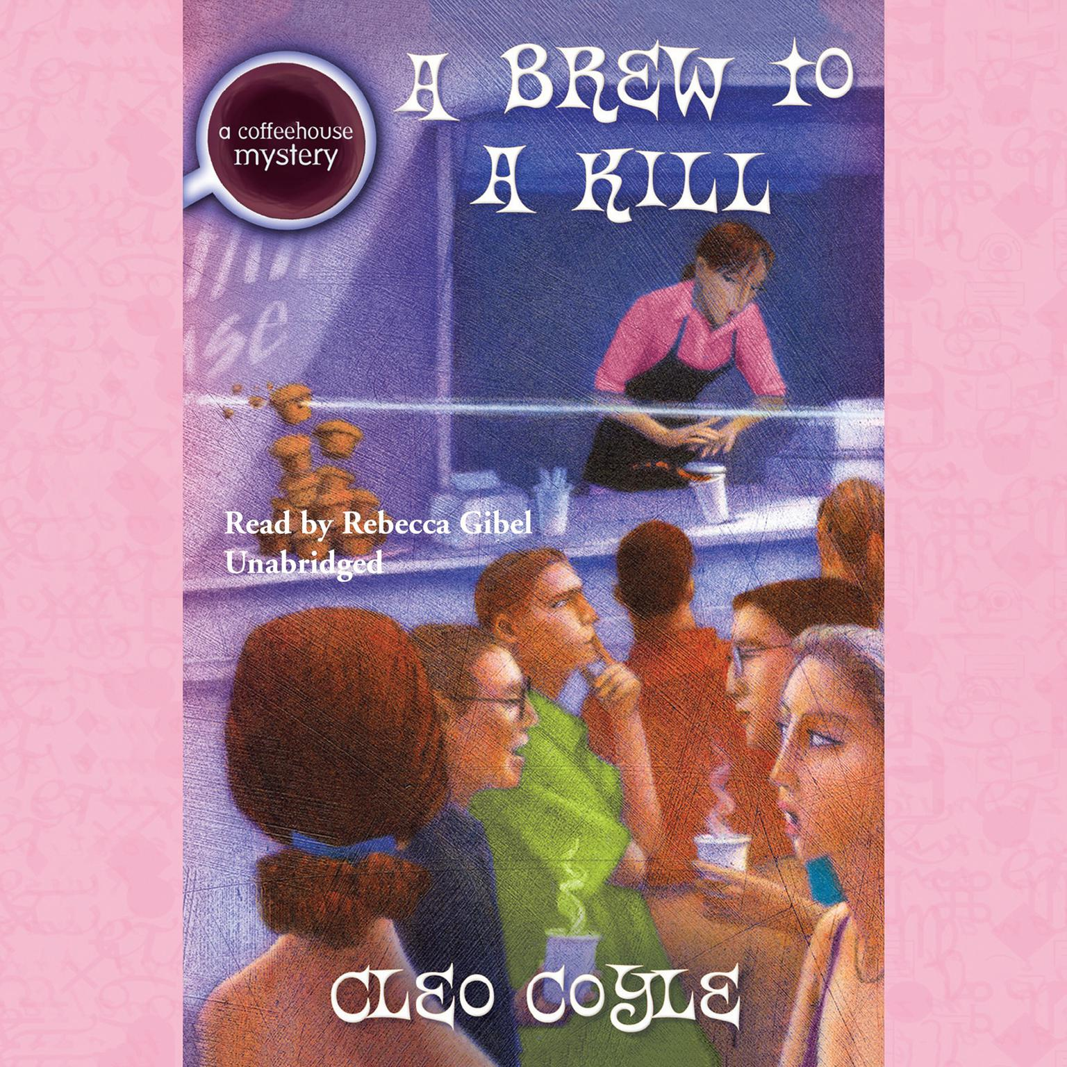 Printable A Brew to a Kill Audiobook Cover Art