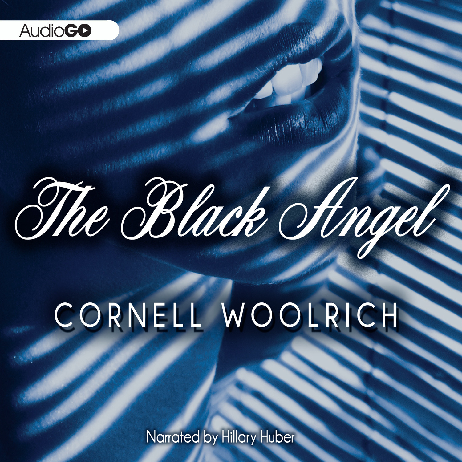 Printable The Black Angel Audiobook Cover Art