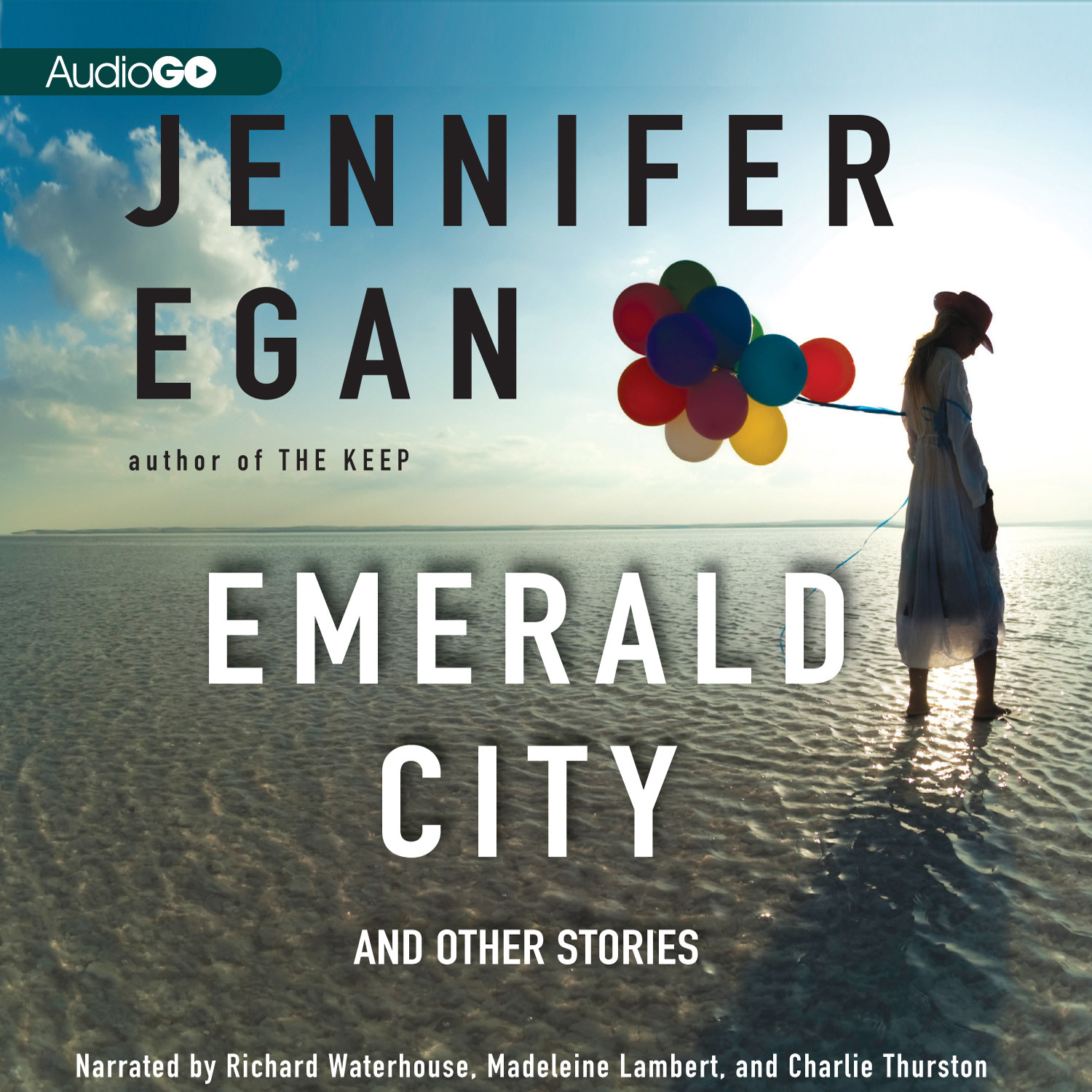 Printable Emerald City: And Other Stories Audiobook Cover Art