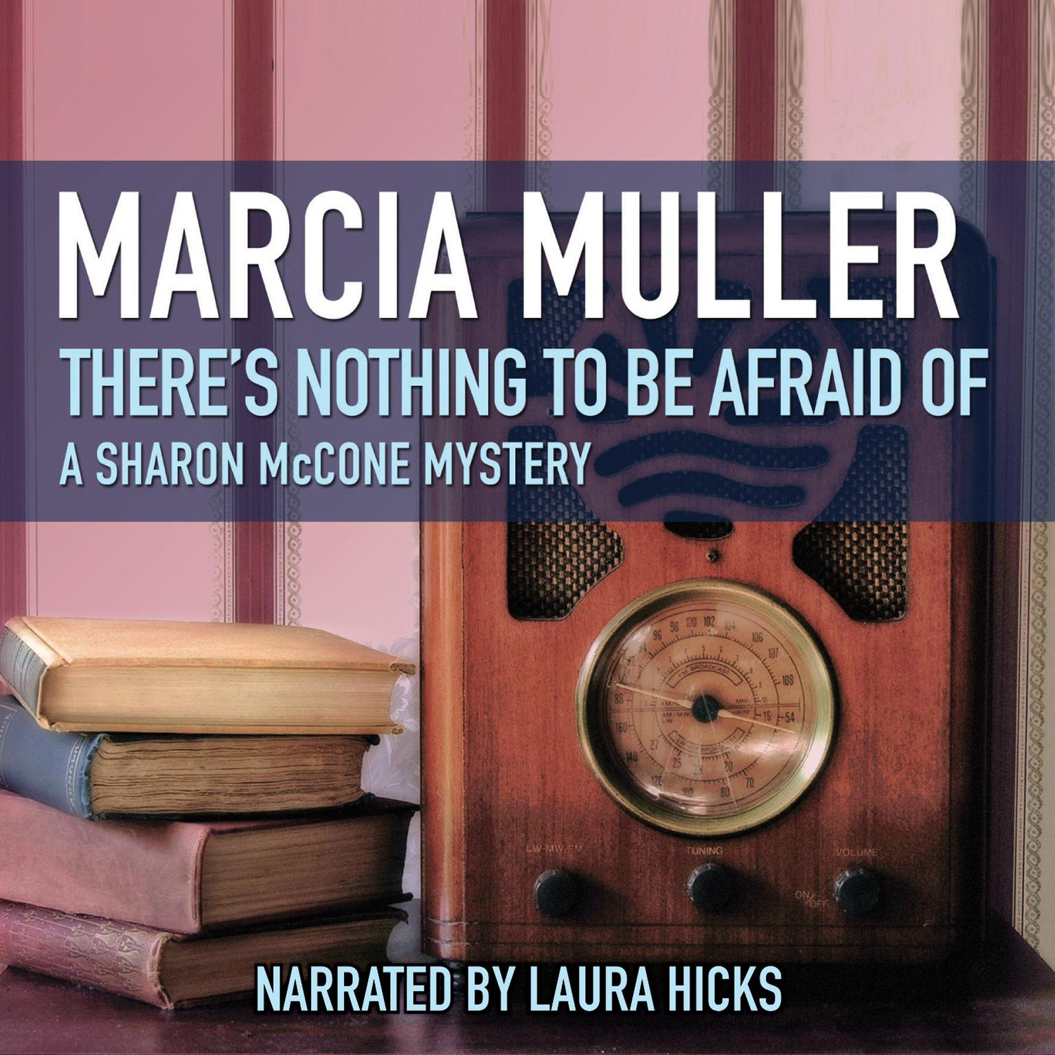 Printable There's Nothing to Be Afraid Of Audiobook Cover Art