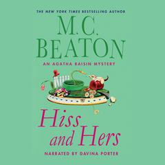 Hiss and Hers Audiobook, by George Collins, M. C. Beaton