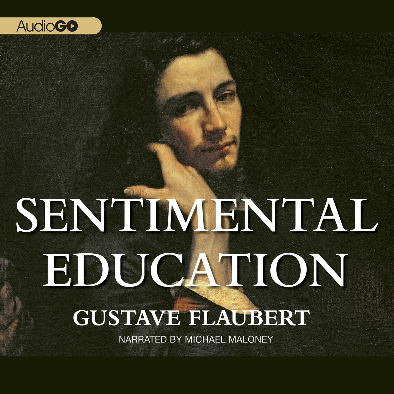 Printable Sentimental Education Audiobook Cover Art