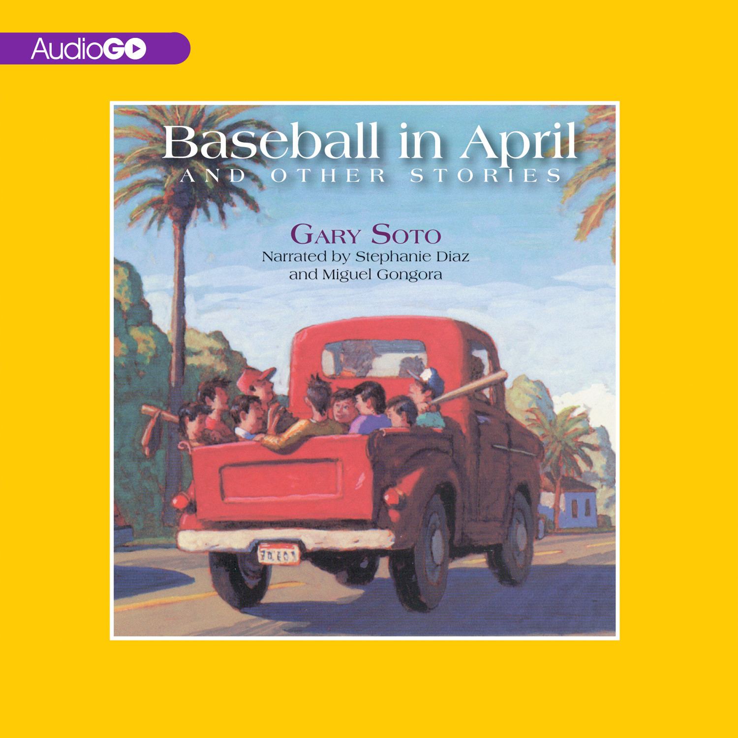 Printable Baseball in April and Other Stories: And Other Stories Audiobook Cover Art