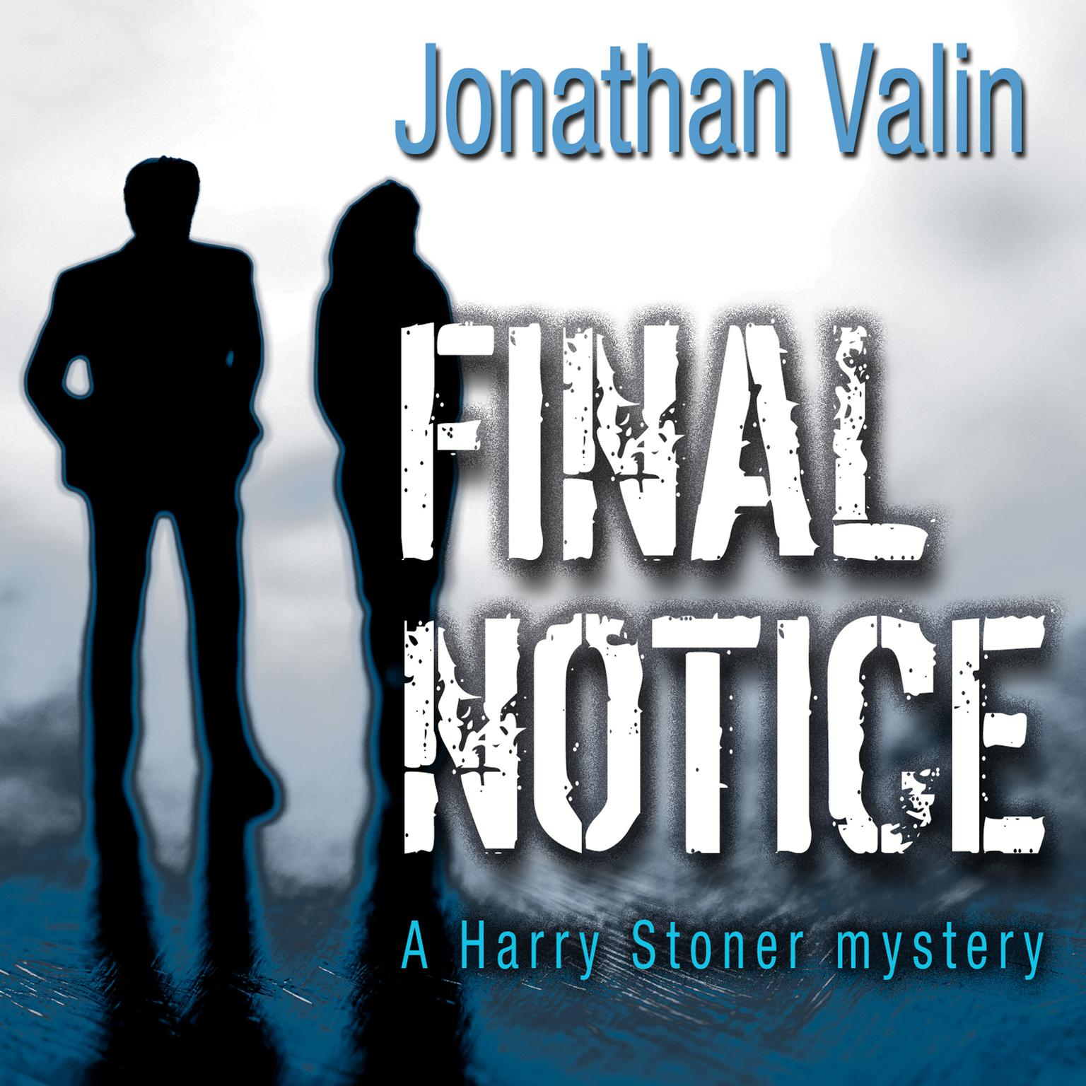 Printable Final Notice Audiobook Cover Art