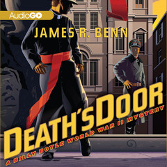 Death's Door Audiobook, by James R. Benn