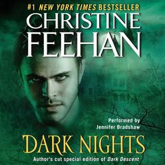 Dark Nights Audiobook, by Christine Feehan
