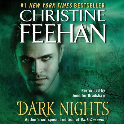Dark Nights Audiobook, by Christine Feehan