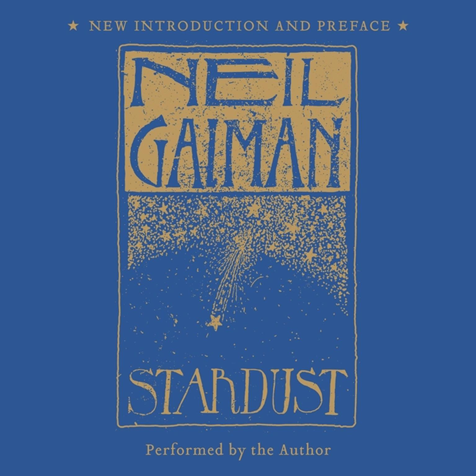 Printable Stardust: The Gift Edition Audiobook Cover Art