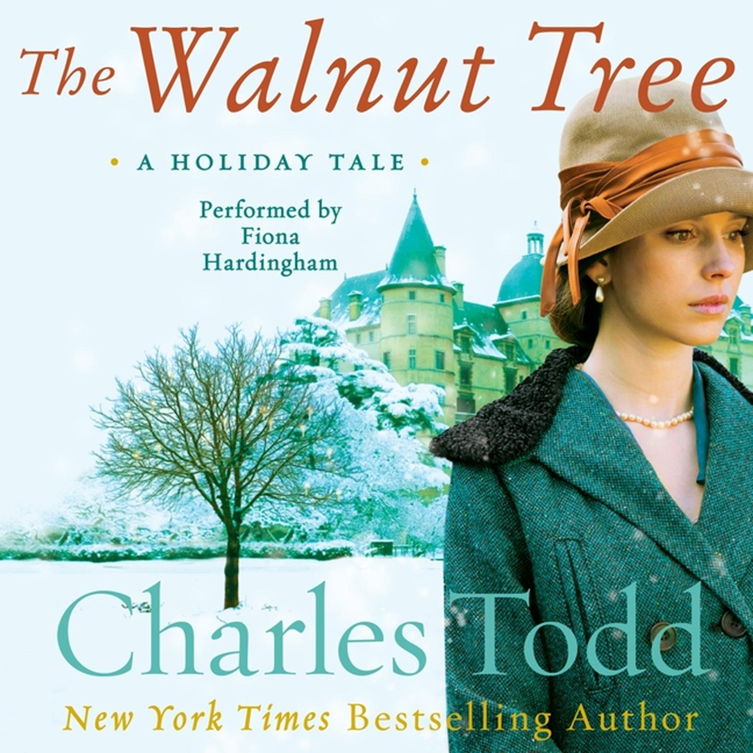 Printable The Walnut Tree: A Holiday Tale Audiobook Cover Art