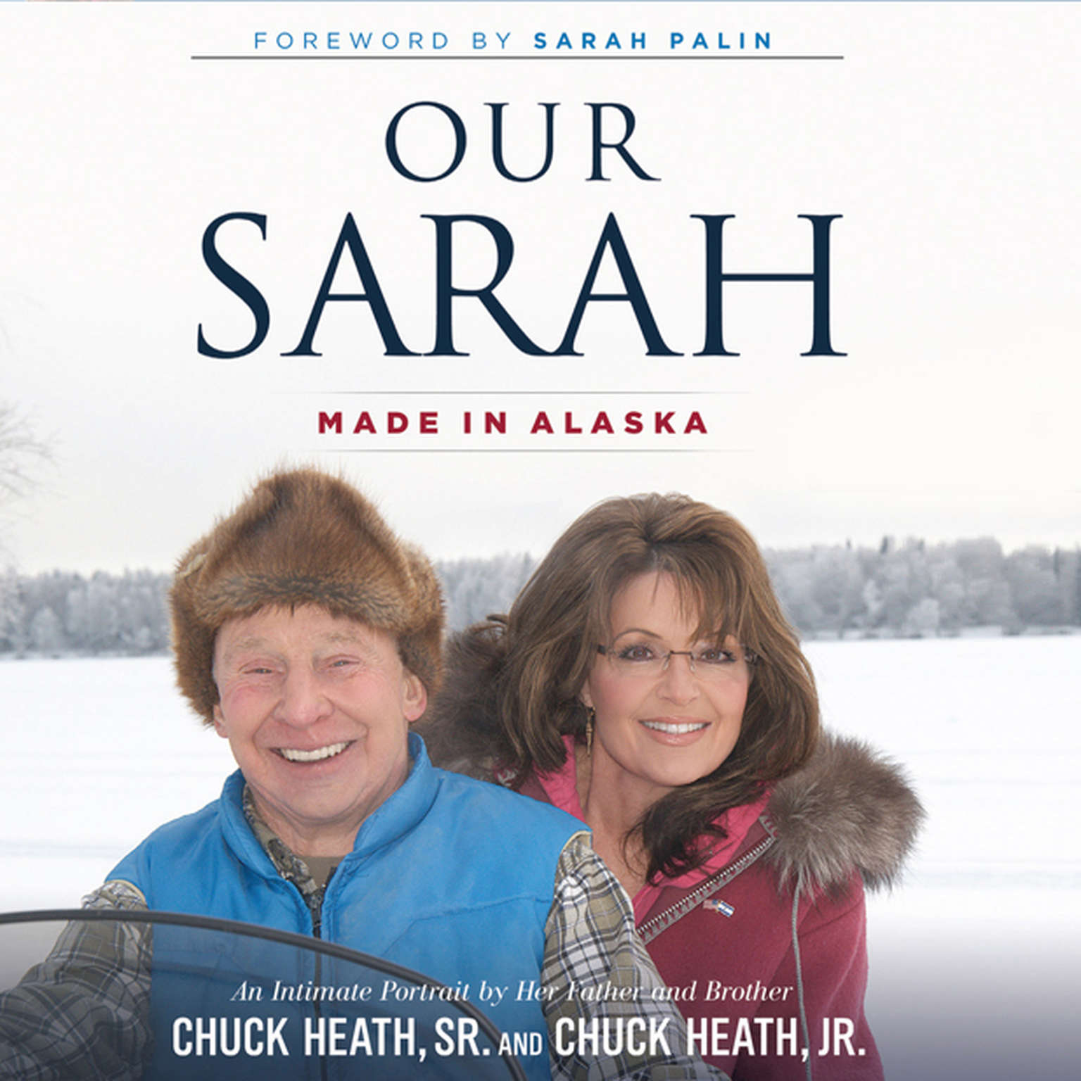Printable Our Sarah: Made in Alaska Audiobook Cover Art