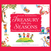 Julie Andrews' Treasury for All Seasons: Poems and Songs to Celebrate the Year Audiobook, by Julie Andrews