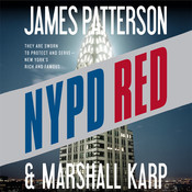 NYPD Red Audiobook, by James Patterson