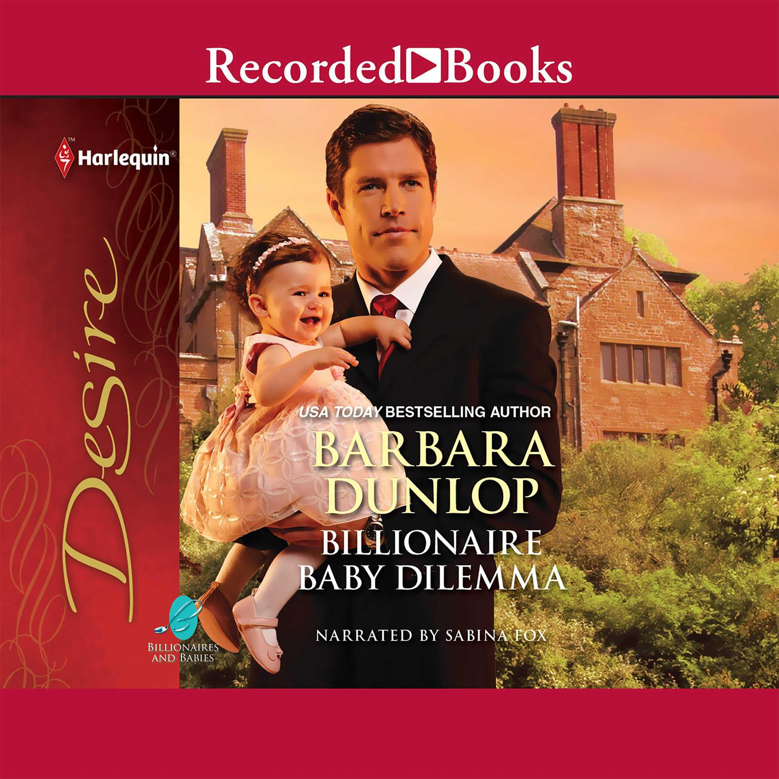 Printable Billionaire Baby Dilemma Audiobook Cover Art