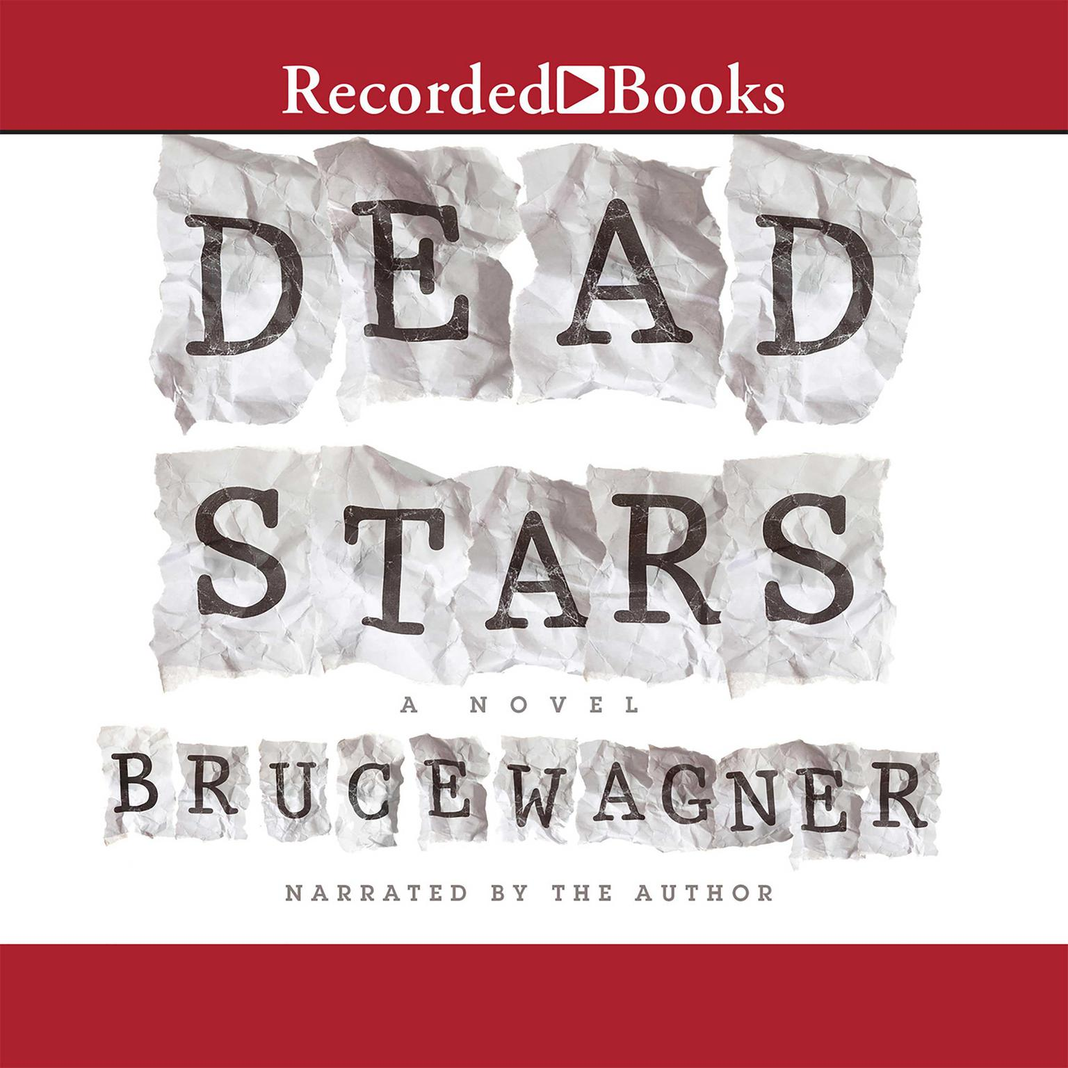 Printable Dead Stars Audiobook Cover Art