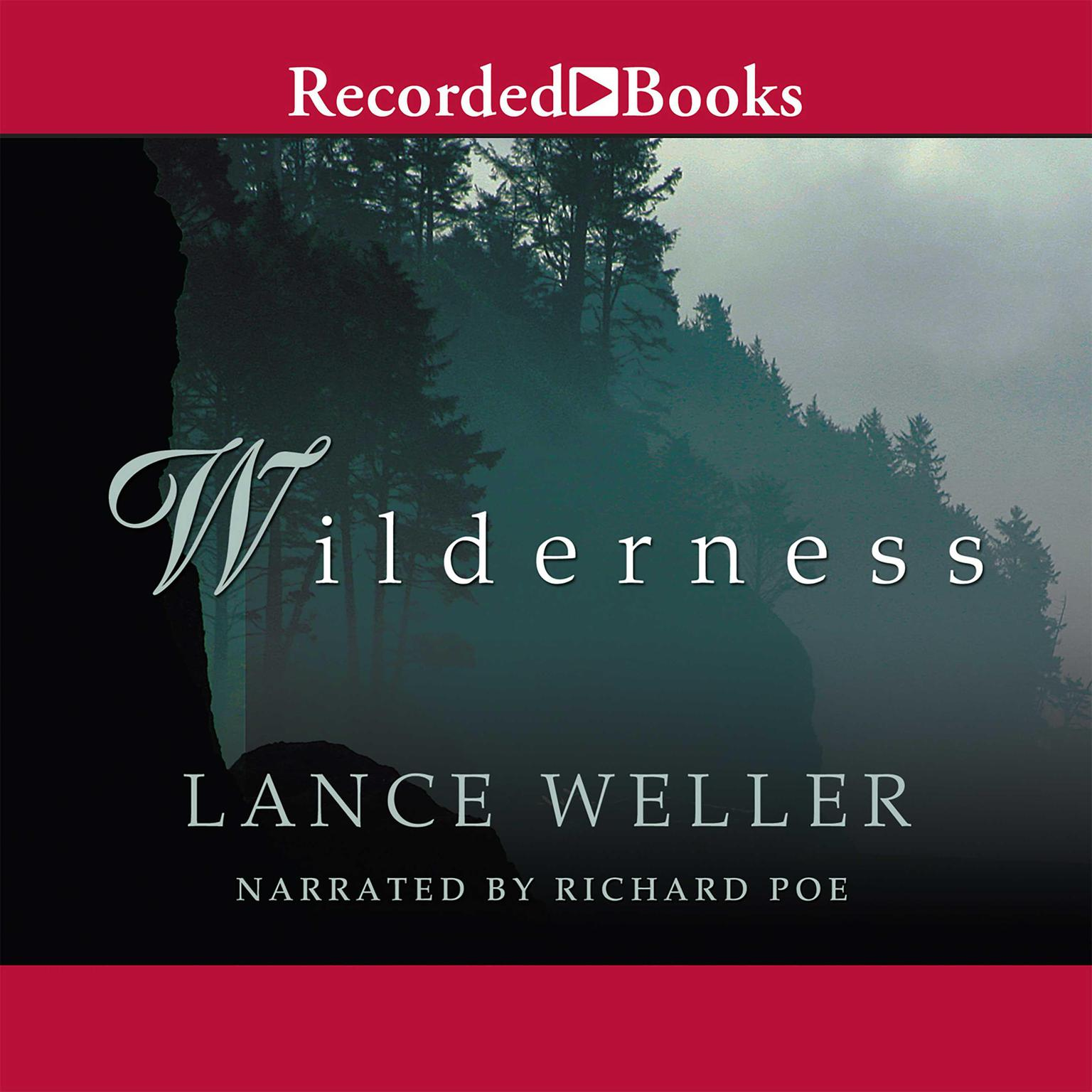 Printable Wilderness Audiobook Cover Art