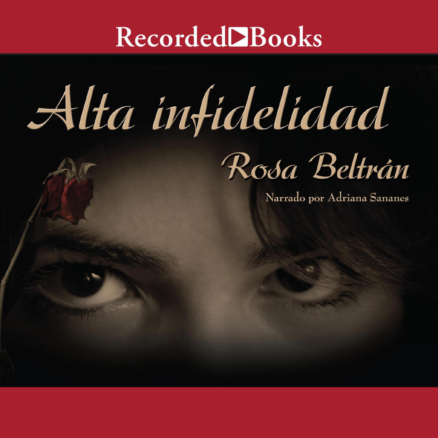 Printable Alta infidelidad Audiobook Cover Art