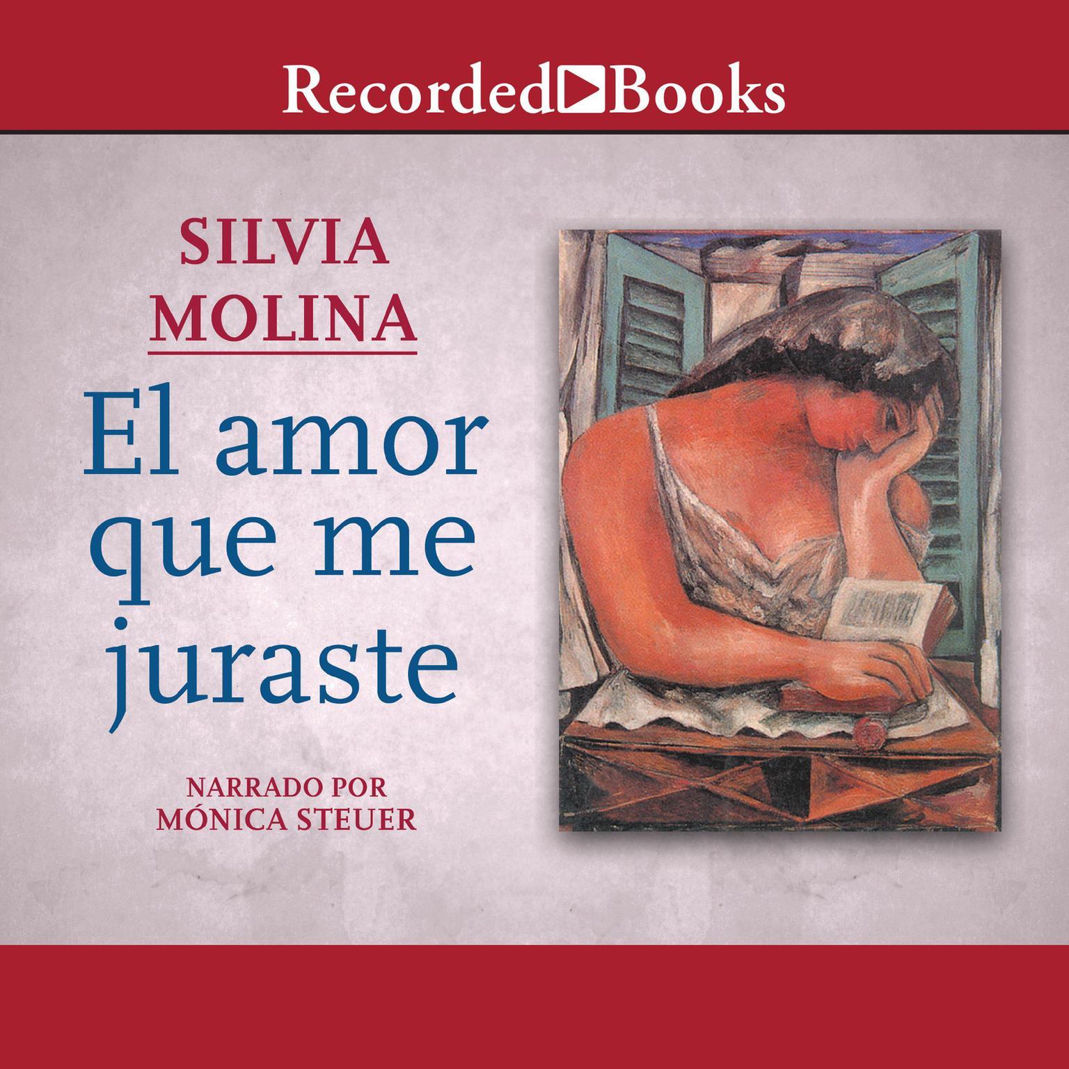 Printable El amor que me juraste Audiobook Cover Art