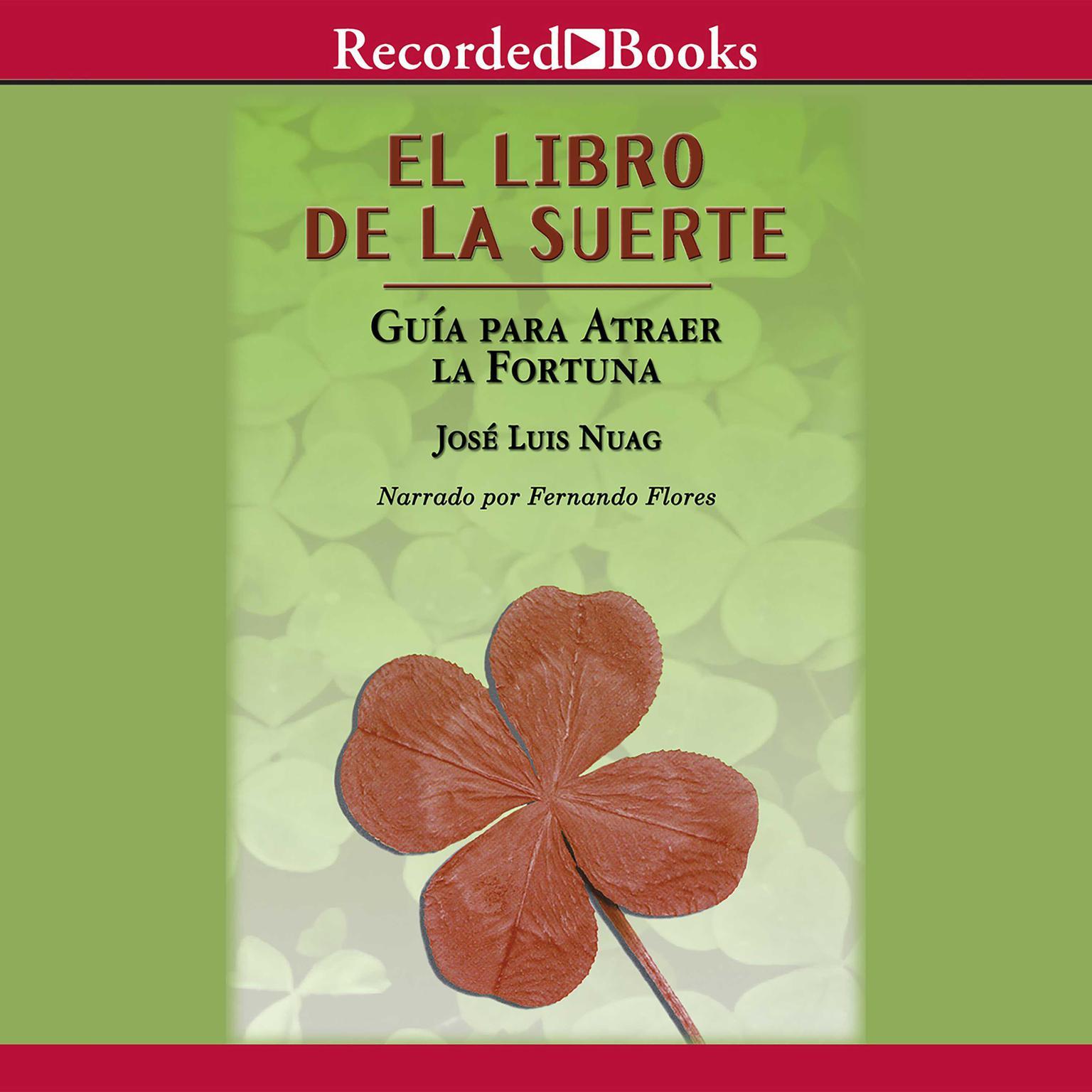 Printable El libro de la suerte: Guía para atraer la fortuna Audiobook Cover Art
