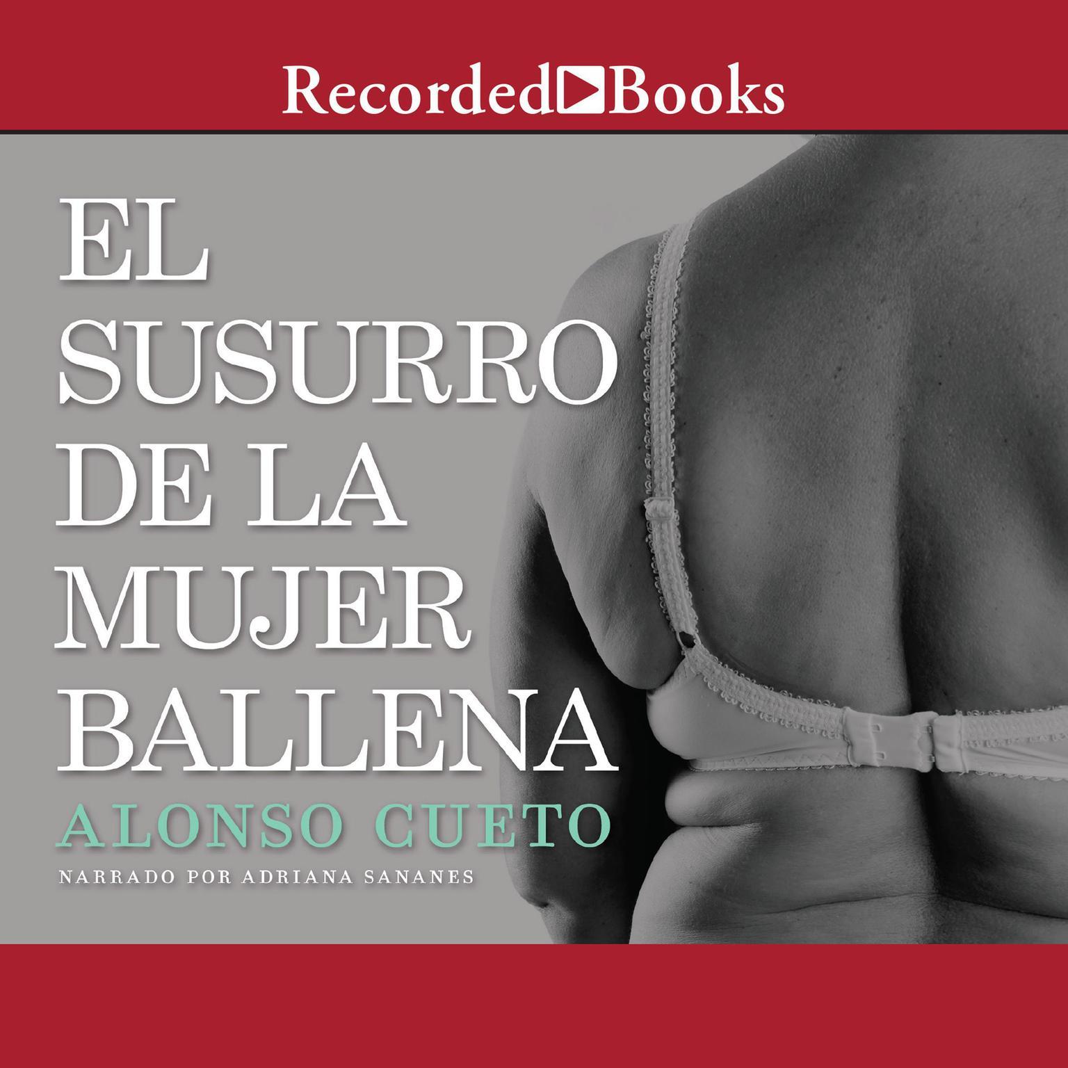 Printable El susurro de la mujer ballena Audiobook Cover Art
