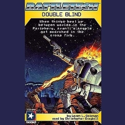 Printable Double-Blind Audiobook Cover Art