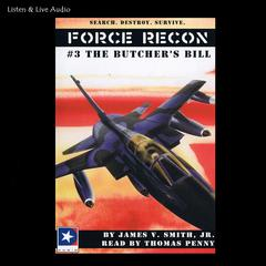 The Butcher's Bill Audiobook, by James V. Smith