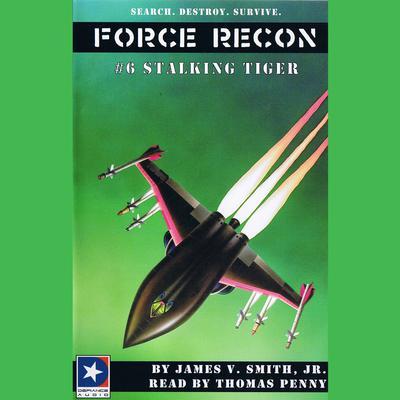 Stalking Tiger Audiobook, by James V. Smith