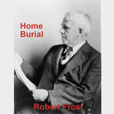 Printable Home Burial Audiobook Cover Art