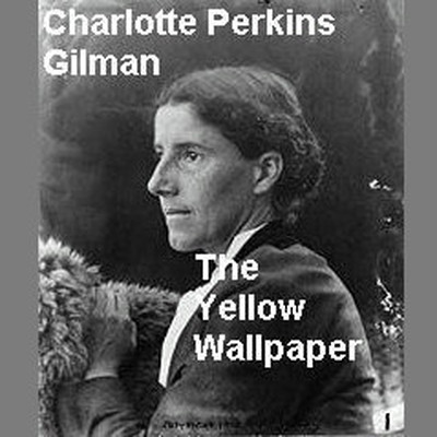 Printable The Yellow Wallpaper Audiobook Cover Art