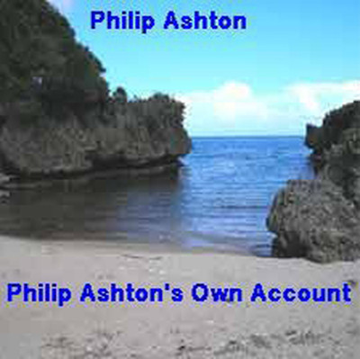 Printable Philip Ashton's Own Account Audiobook Cover Art