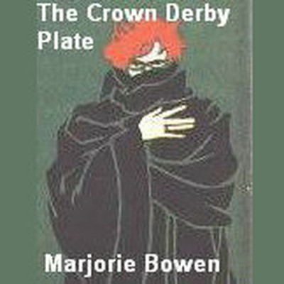 Printable The Crown Derby Plate Audiobook Cover Art