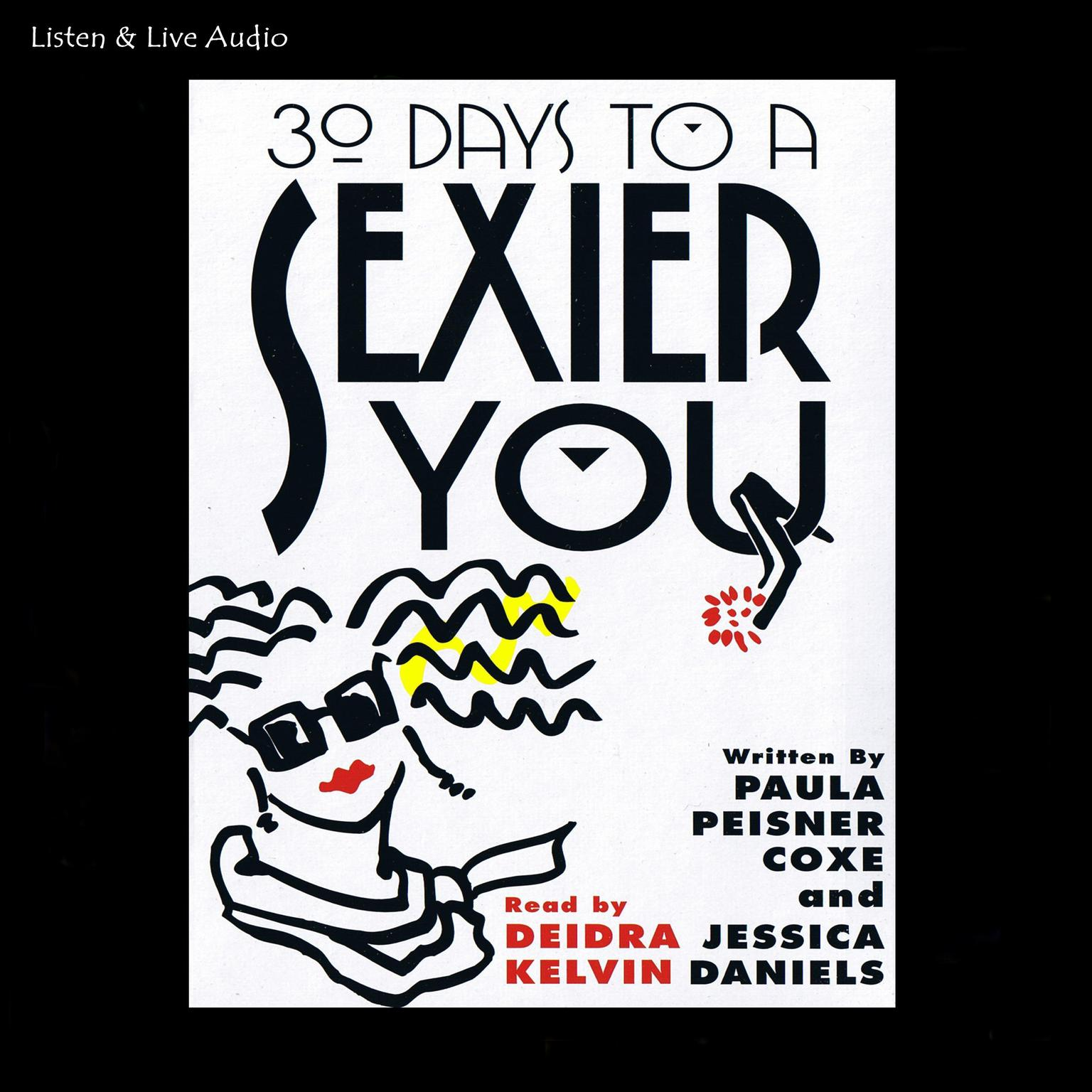 Printable 30 Days to a Sexier You Audiobook Cover Art
