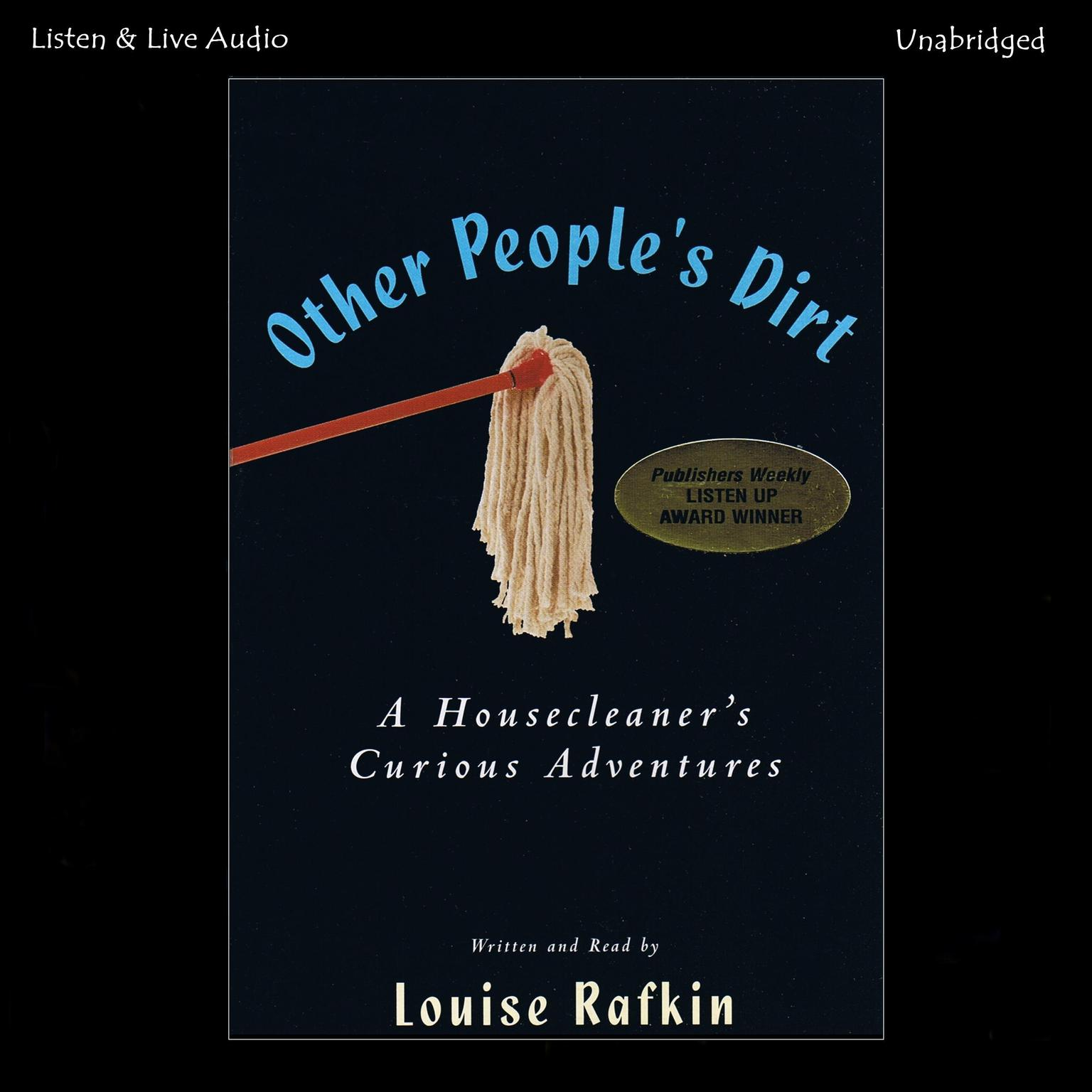 Printable Other People's Dirt Audiobook Cover Art
