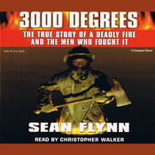 3000 Degrees, by Sean Flynn, Christopher Walker