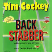 Backstabber: A Hitchcock Sewell Mystery Audiobook, by Tim Cockey