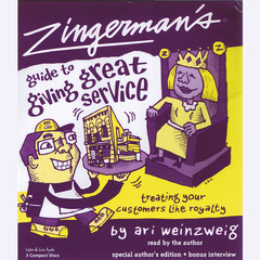 Zingerman's Guide to Giving Great Service Audiobook, by Ari Weinzweig