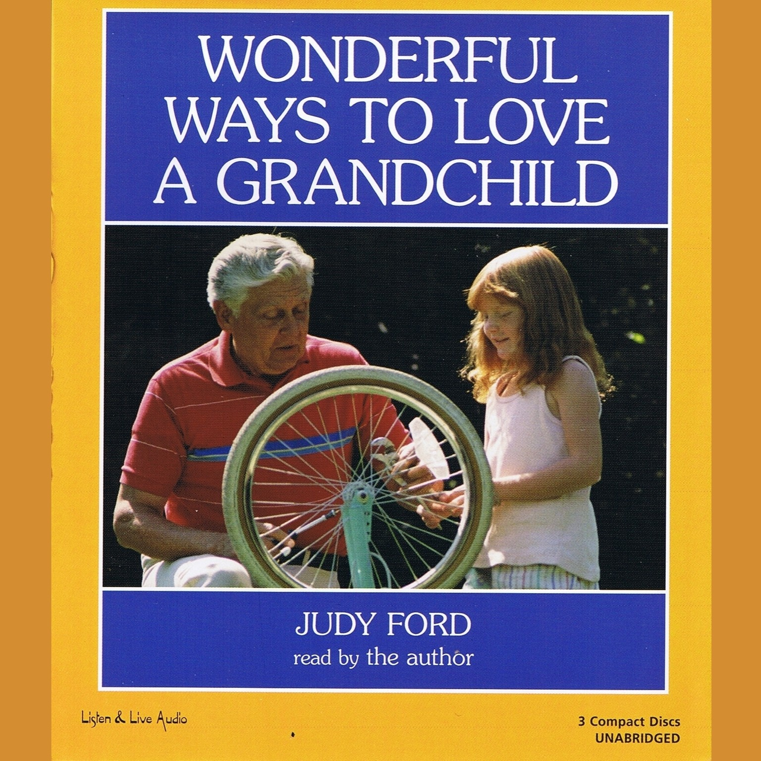 Printable Wonderful Ways To Love A Grandchild Audiobook Cover Art