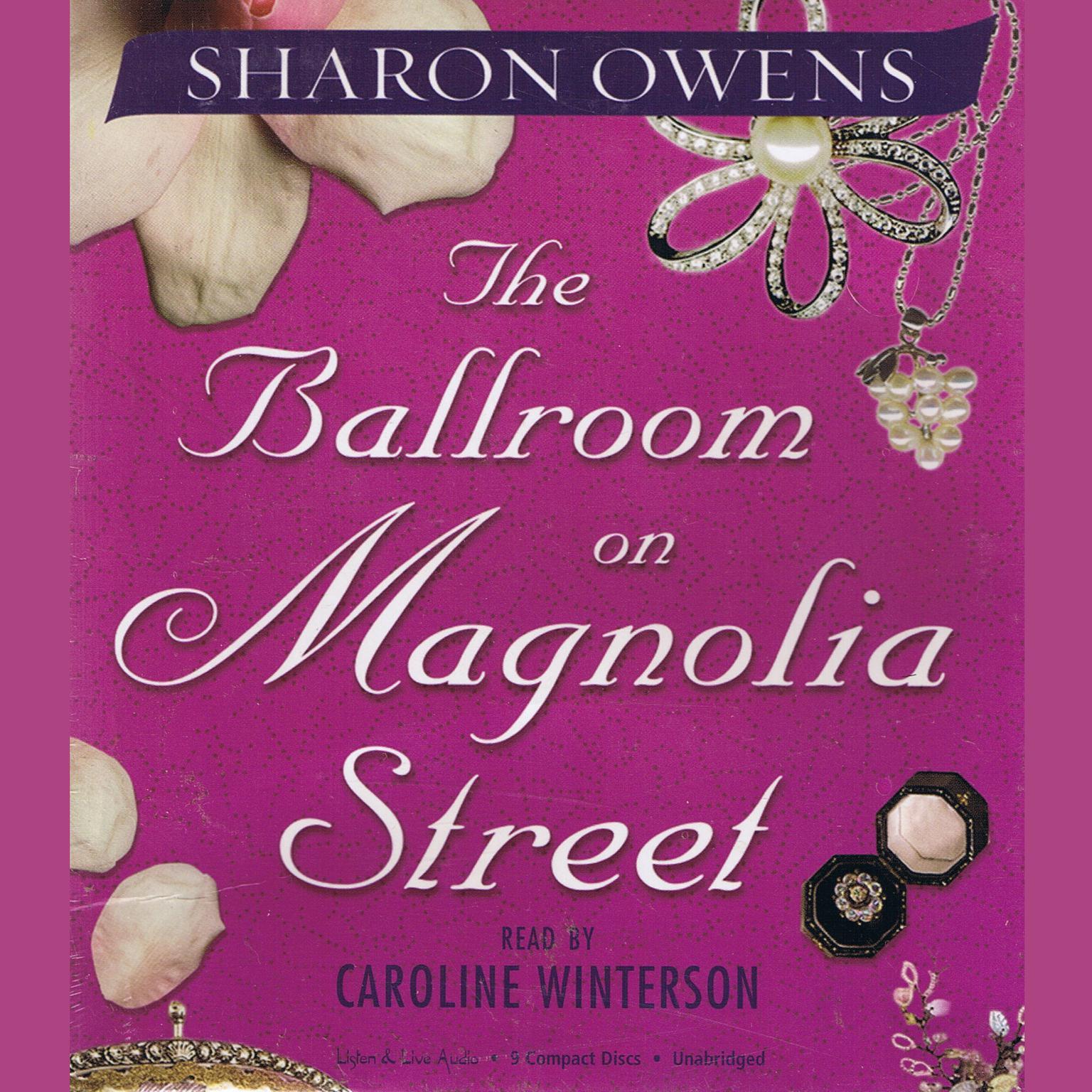 Printable The Ballroom on Magnolia Street Audiobook Cover Art