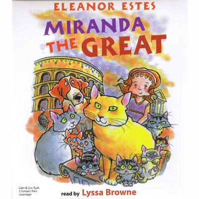 Miranda The Great Audiobook, by Eleanor Estes