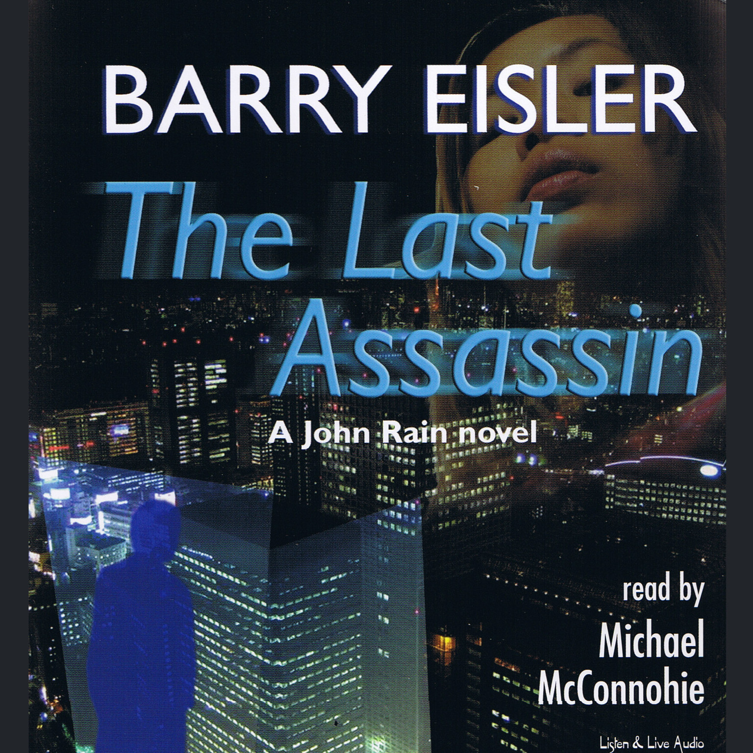 Printable The Last Assassin Audiobook Cover Art