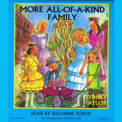 More All-of-a-Kind Family Audiobook, by Sydney Taylor
