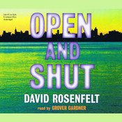 Open and Shut Audiobook, by David Rosenfelt