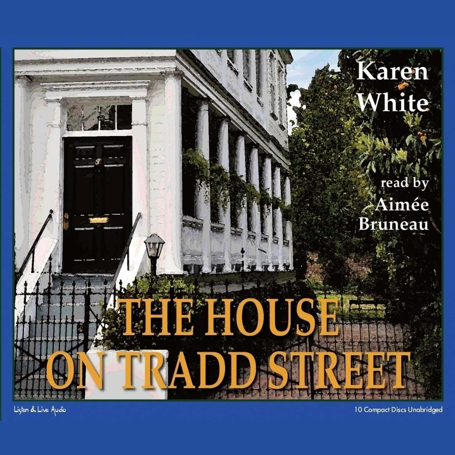 Printable The House on Tradd Street Audiobook Cover Art