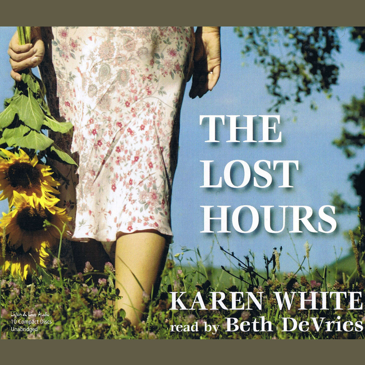 Printable The Lost Hours Audiobook Cover Art