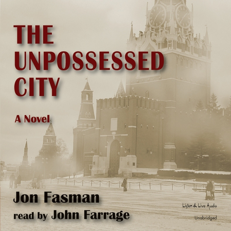 Printable The Unpossessed City Audiobook Cover Art