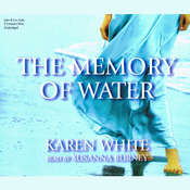 The Memory of Water, by Karen White