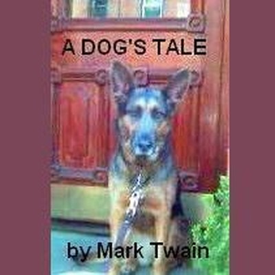 Printable A Dog's Tale Audiobook Cover Art