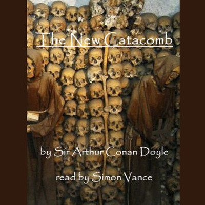 Printable The New Catacomb Audiobook Cover Art