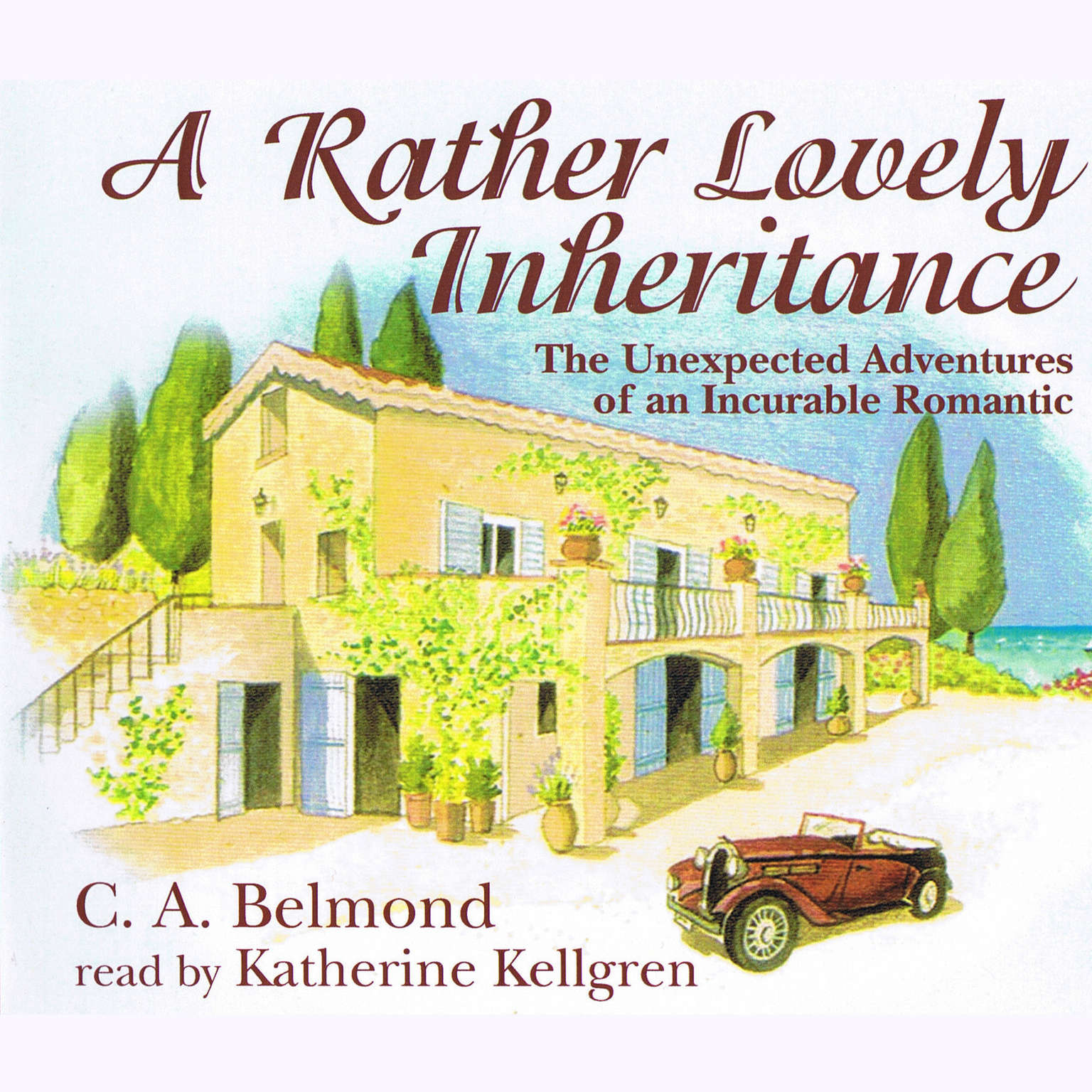 Printable A Rather Lovely Inheritance Audiobook Cover Art