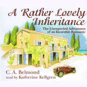 A Rather Lovely Inheritance, by C. A. Belmond, Katherine Kellgren