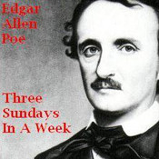 Three Sundays in a Week Audiobook, by Edgar Allan Poe